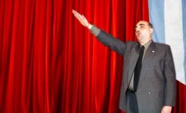 La DAIA denuncia un partido nazi en la ciudad