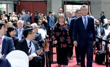 Macri abrió la cumbre de la OMC