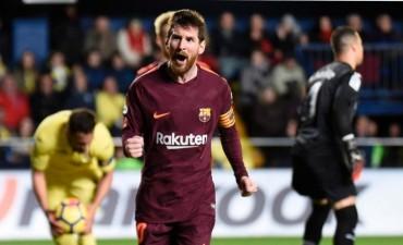 Messi rompió otro record en el Barcelona