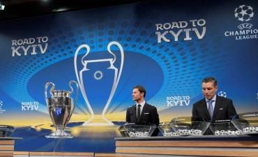 Los octavos de final de la Champions League