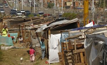 """""""La clase media se acostumbró a convivir con los pobres"""""""
