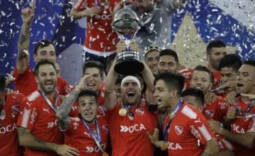 Independiente campeón de la Copa Sudamericana