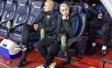 Principio de acuerdo para que Javier Mascherano se vaya del Barcelona