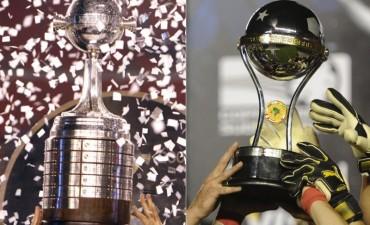 Este miércoles se realizará el sorteo de la Copa Libertadores y Sudamericana