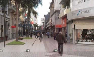 Presentaron cuatro propuestas para la remodelación de la Peatonal San Martín