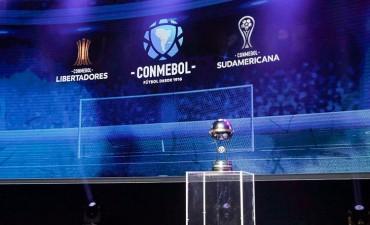 Así quedaron los grupos de la Copa Libertadores y cruces de la Sudamericana