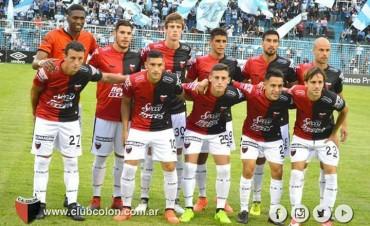 Colón será el primer argentino en comenzar la Sudamericana 2018