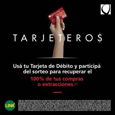 """Banco Santa Fe les devuelve el 100% de las compras a los clientes más """"Tarjeteros"""""""