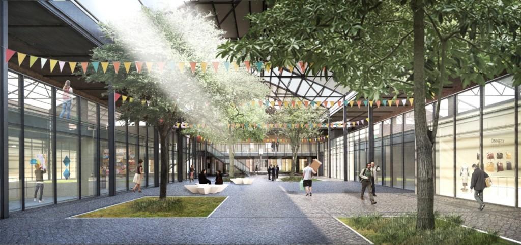 Se consiguió financiamiento para recuperar el Mercado Progreso y el ex Liceo Municipal