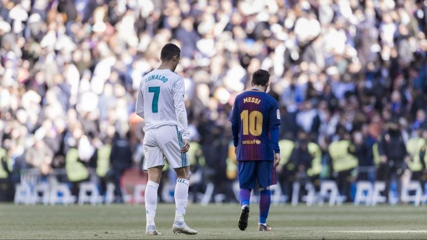 Messi y Cristiano estarán en el Santiago Bernabéu para ver la final entre River y Boca