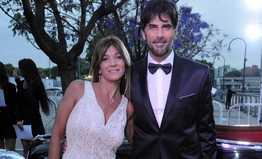 La esposa de Juan Darthés rompió el silencio tras la denuncia por violación