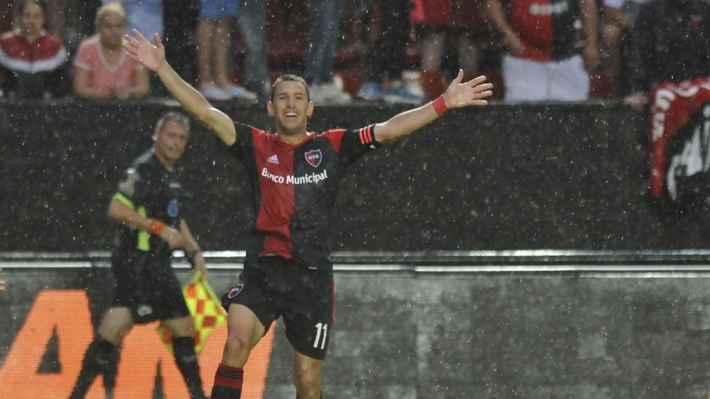 Maxi Rodríguez regresa a Newell's