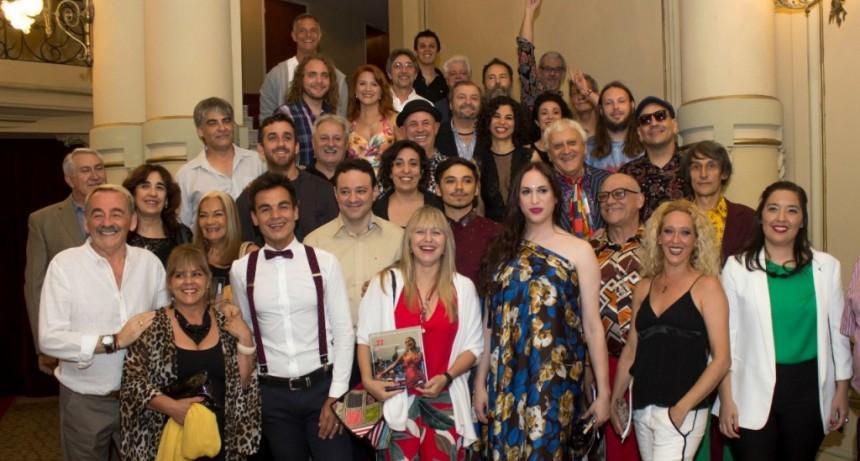 Premios Máscara: la Ciudad celebró las artes escénicas