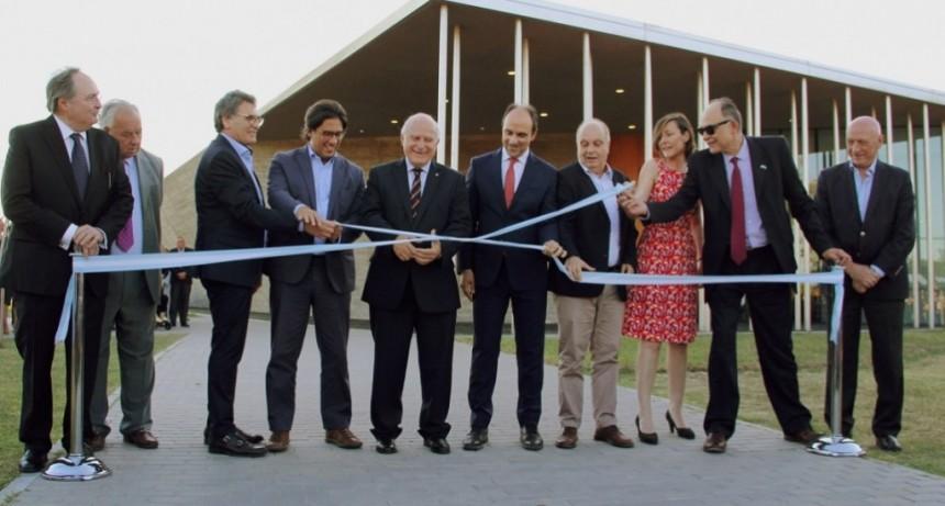 Lifschitz inauguró el Museo de la Constitución Nacional
