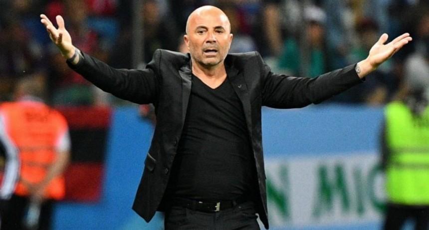 Jorge Sampaoli será el nuevo técnico del Santos de Brasil