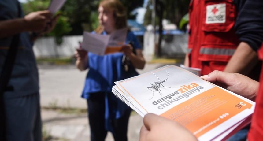 Promueven acciones de descacharrización para prevenir el dengue, zika y chikungunya