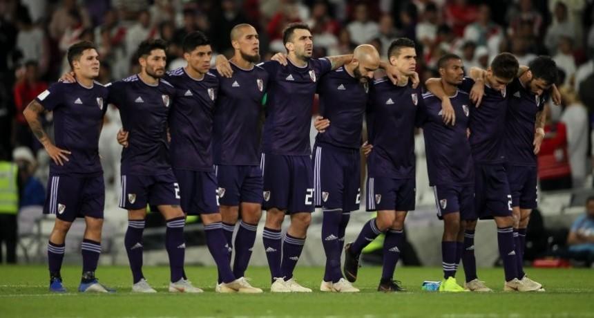 River perdió por penales contra el Al Ain