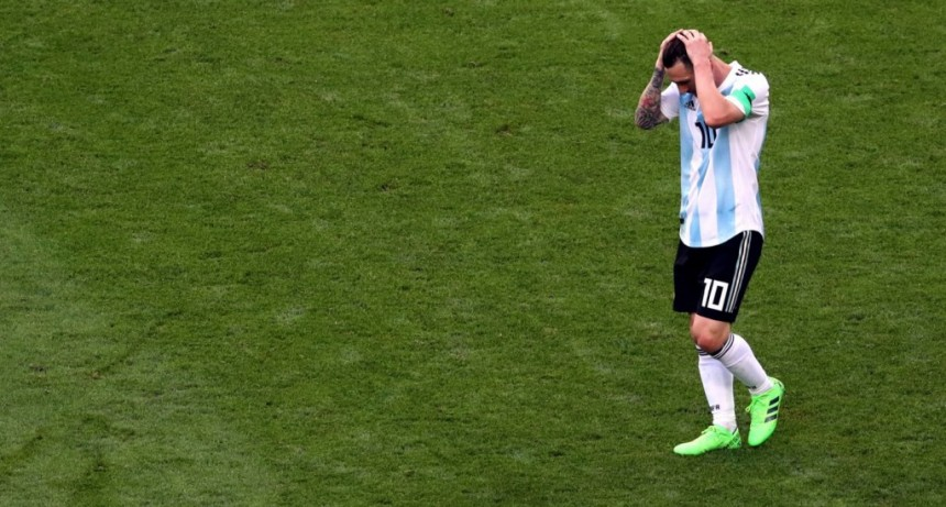 Argentina y su peor fin de año en el Ranking FIFA en 22 años