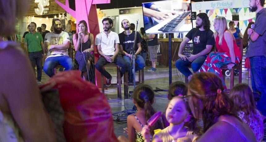 Se presentaron los live sessions de Sonido Santafesino 2018