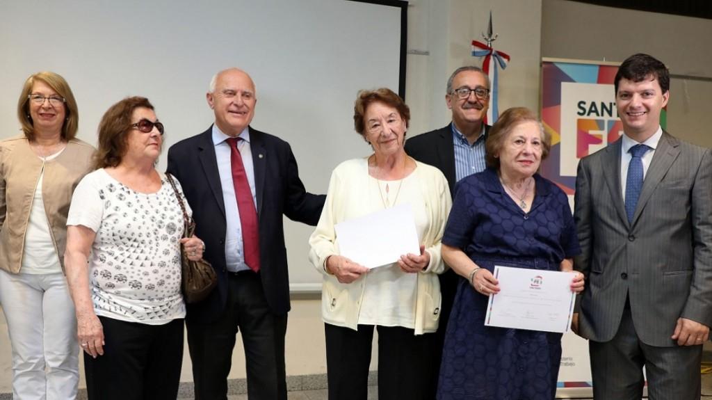 Lifschitz participó de la celebración del Día del Jubilado Provincial