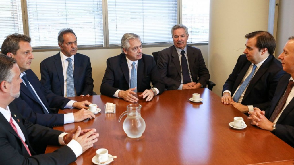 Alberto Fernández confirmó a Felipe Solá como canciller y a Scioli como embajador en Brasil
