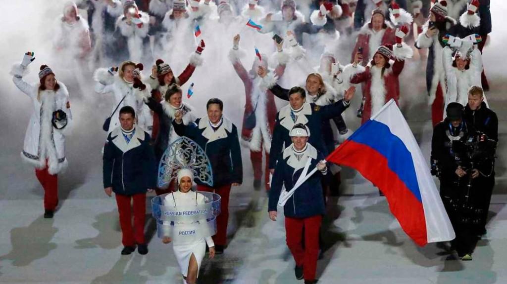 Suspendieron a Rusia de competencias deportivas por 4 años
