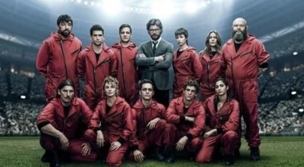 """La cuarta temporada de """"La Casa de papel"""" tiene fecha de estreno"""