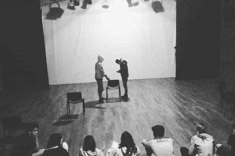 Teatro Municipal: muestra de los talleres de niñas, niños y adolescentes