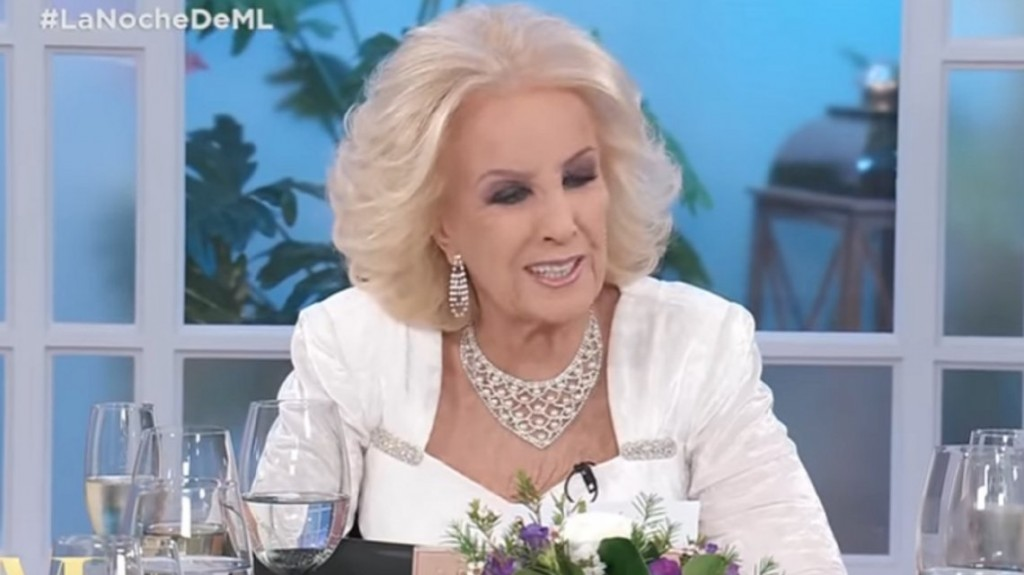 Mirtha Legrand no hará temporada en Mar del Plata: