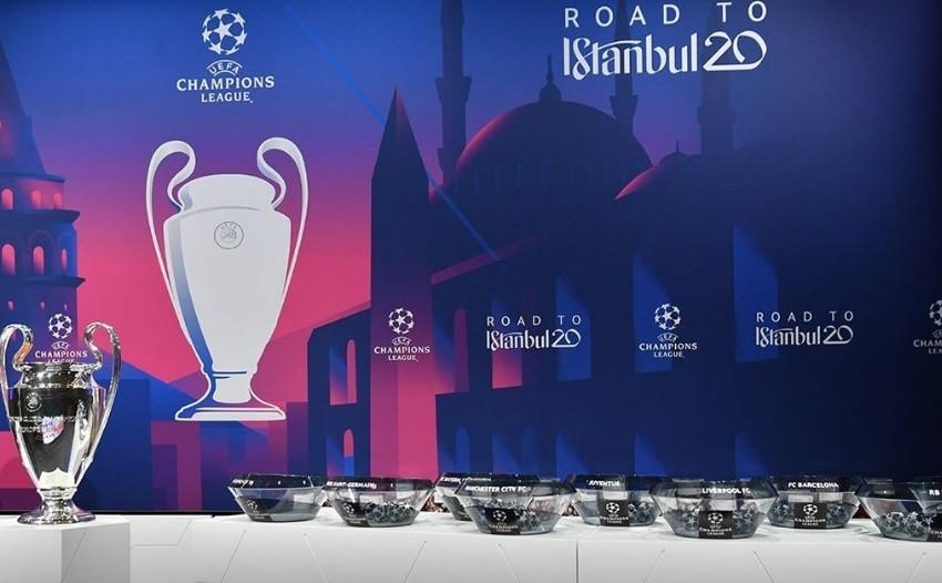 Se realizó el sorteo de los octavos de final de la Champions League