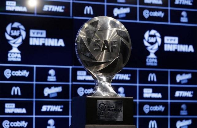Se conocieron las zonas de la nueva Copa de la Superliga