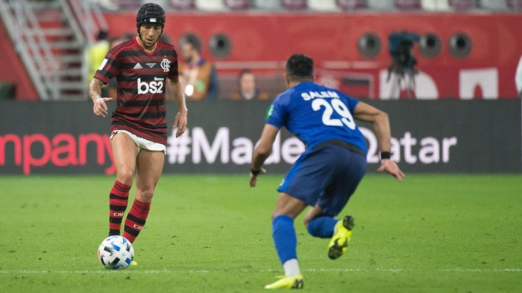 Flamengo a la final del Mundial de Clubes