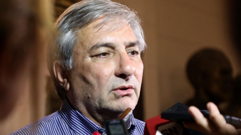 """Michlig: """"La situación del Estado es extrema, hay dificultades muy serias"""""""