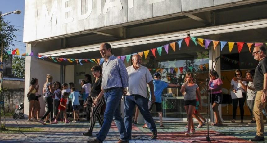 """Corral: """"La Mediateca es un legado que muestra que la Cultura en estos años fue prioridad"""""""