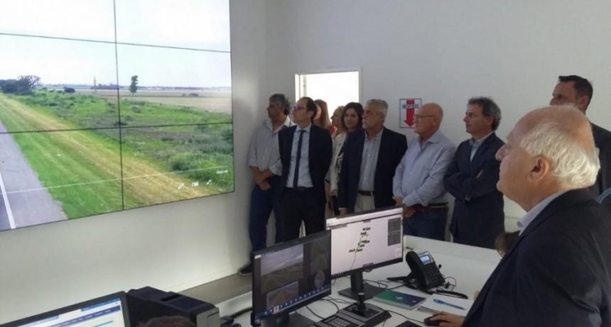 Nuevo sistema de tránsito inteligente en la autopista Santa Fe - Rosario