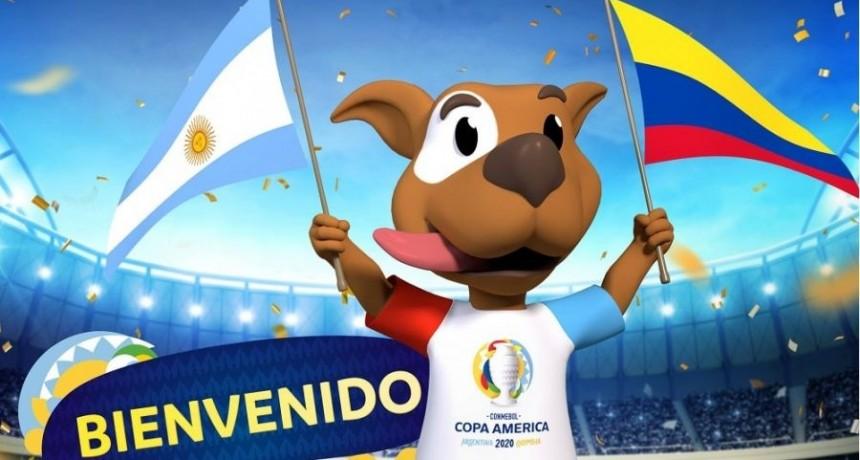 Pibe, la mascota de la Copa América 2020