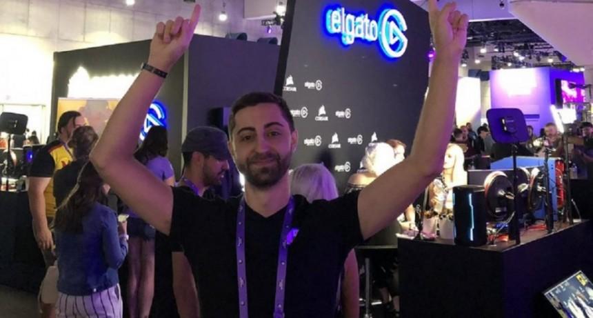 Un youtuber jugó más de 572 horas a los videojuegos y batió un récord