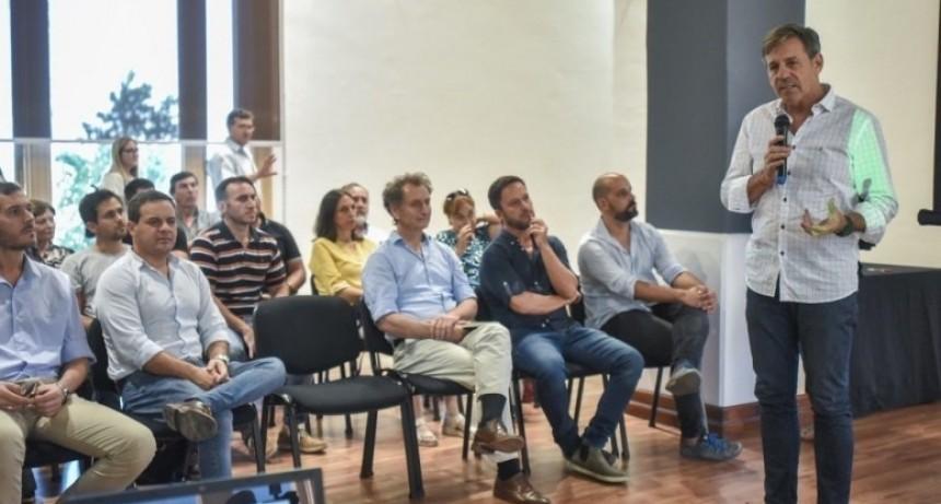La Municipalidad convocó a un diálogo sobre movilidad sustentable