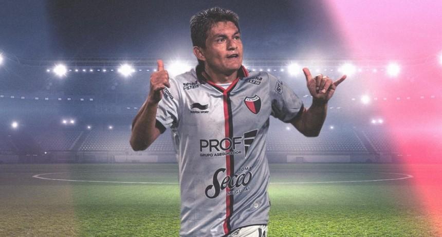 El Pulga Rodríguez con Diego Osella para iniciar la pretemporada sabalera.